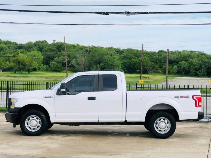 Ford F-150 Supercab 4WD 2015 price $21,690