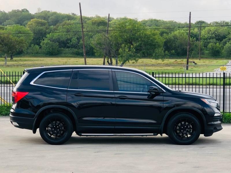 Honda Pilot 2018 price $22,900