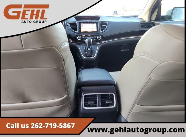 Honda CR-V 2015 price $18,432