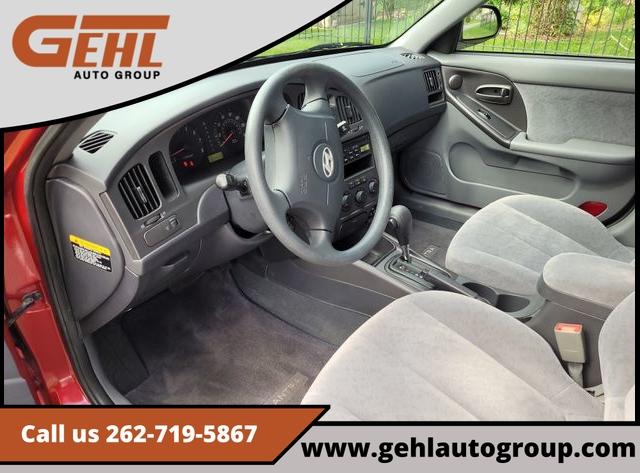 Hyundai Elantra 2006 price $5,275