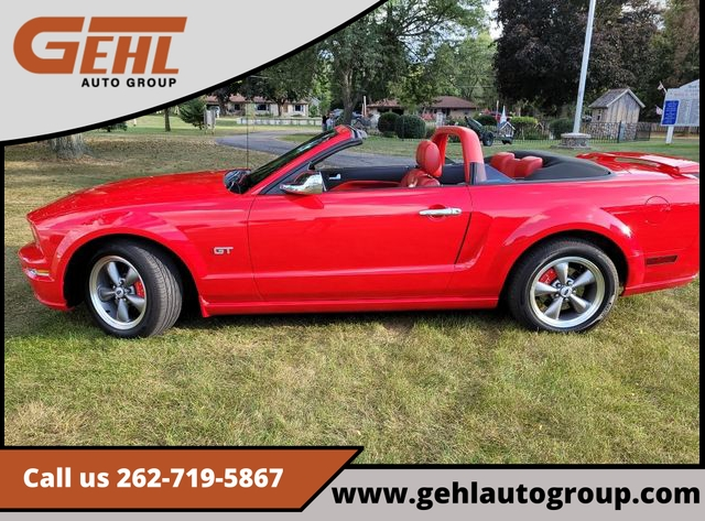 Ford Mustang 2005 price $25,799