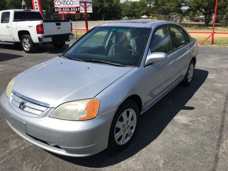 HONDA CIVIC 2003 price $4,995