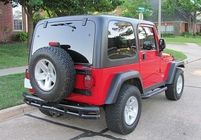 Jeep Wrangler 2004 price $1,219