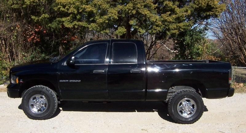 Dodge Ram 2500 2005 price $1,410