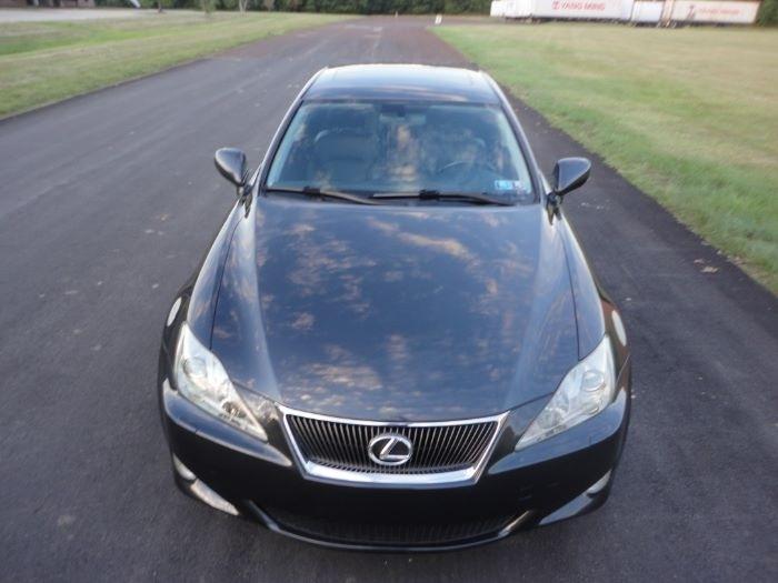Lexus IS 250 2006 price $1,212
