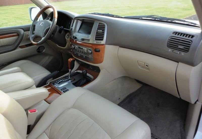 Lexus LX 470 2006 price $1,614