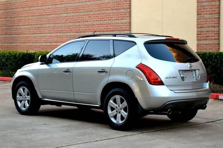Nissan Murano 2007 price $1,219