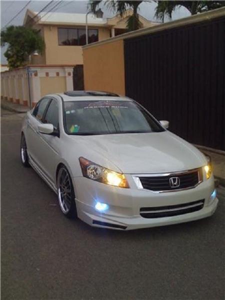 Honda Accord Sdn 2008 price $1,209