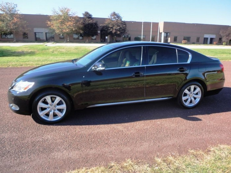 Lexus GS 350 2008 price $1,621