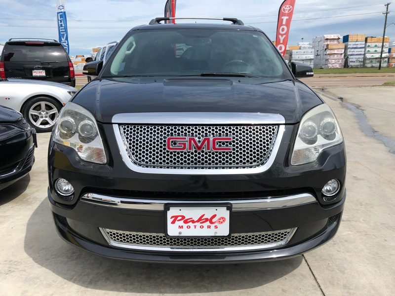 GMC Acadia 2012 price $15,900