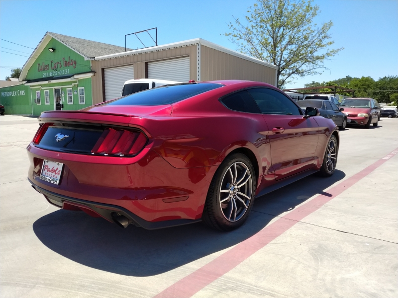 Ford Mustang 2015 price $17,900