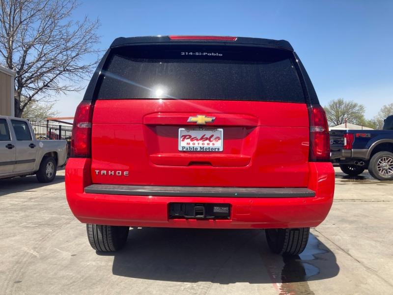 Chevrolet Tahoe 2016 price $37,900