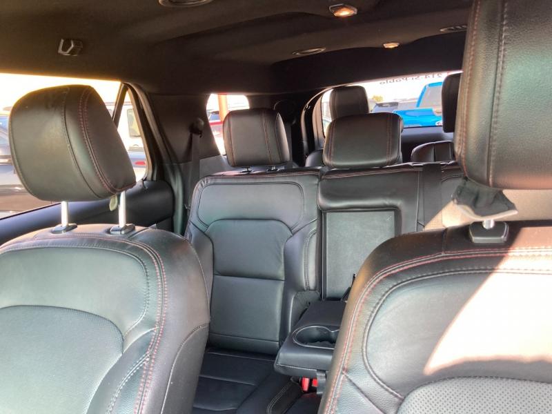 Ford Explorer 2018 price $39,900