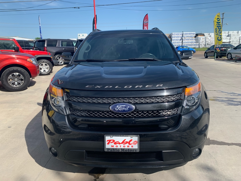 Ford Explorer 2015 price $24,900