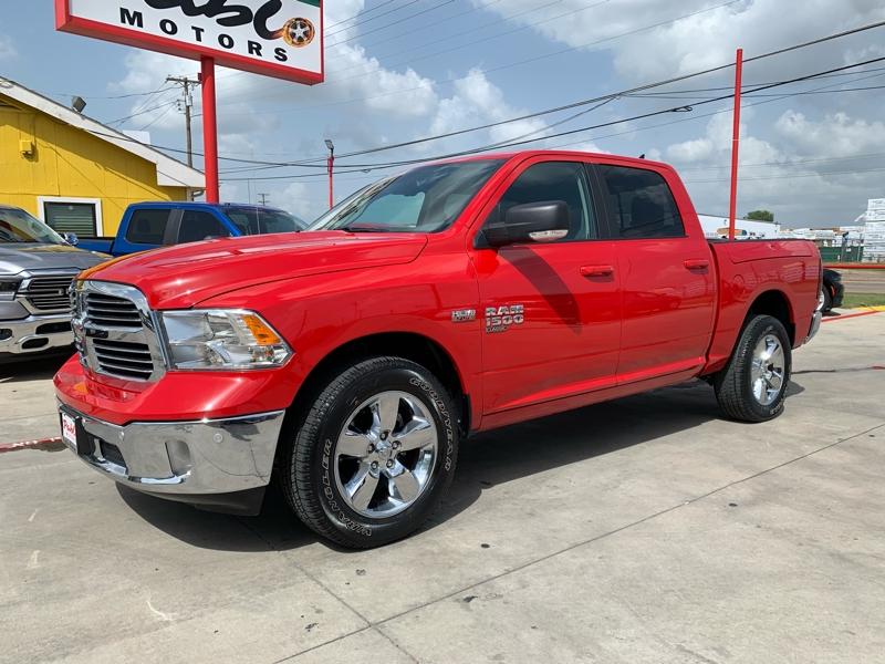 RAM 1500 Classic 2019 price $33,900