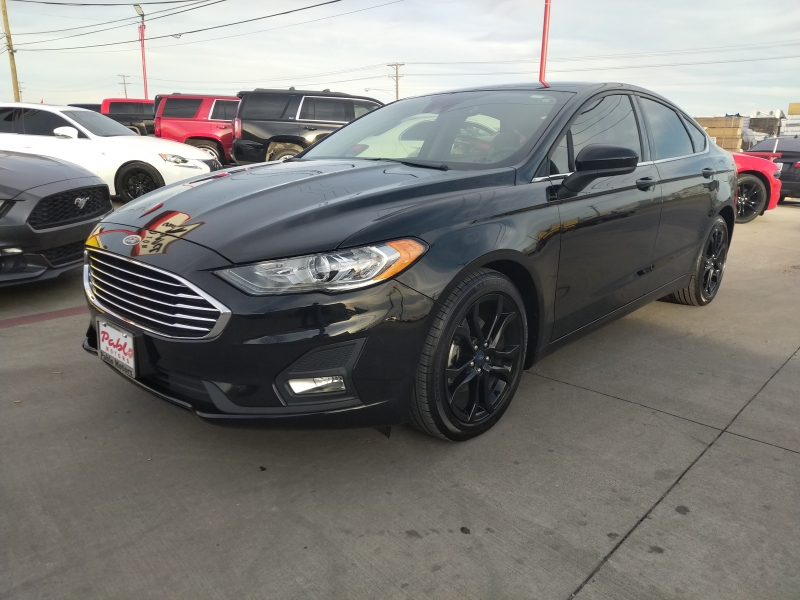 Ford Fusion 2019 price $20,900