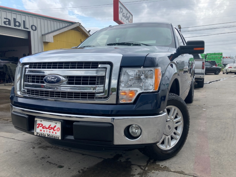 Ford F-150 2014 price $21,400