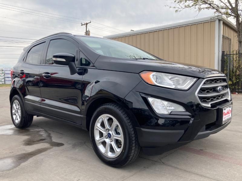 Ford EcoSport 2019 price $22,400