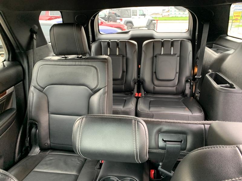 Ford Explorer 2017 price $22,900