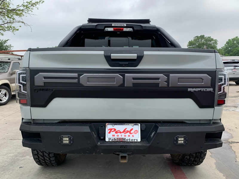 Ford F-150 2018 price $55,900