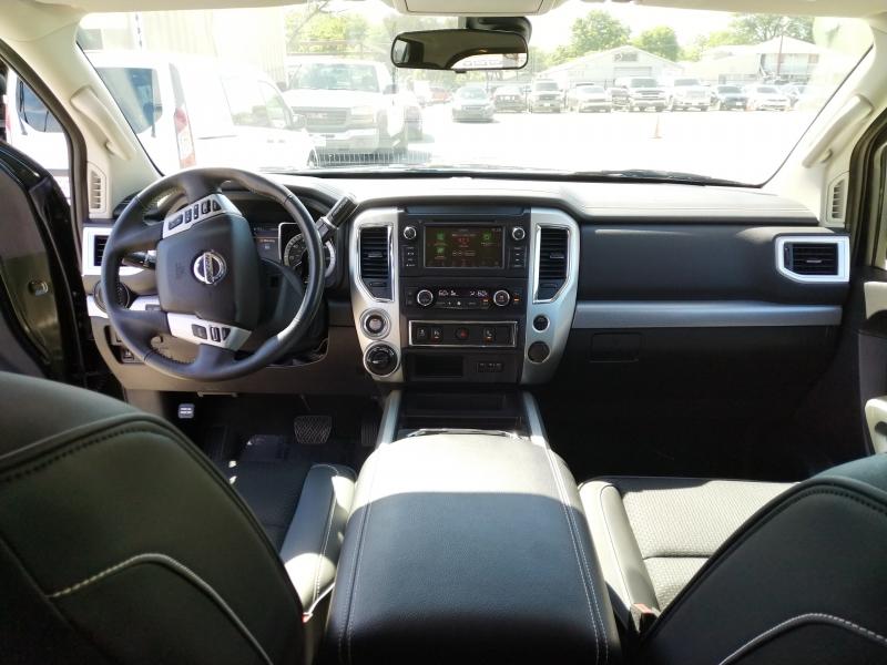 Nissan Titan 2019 price $39,900