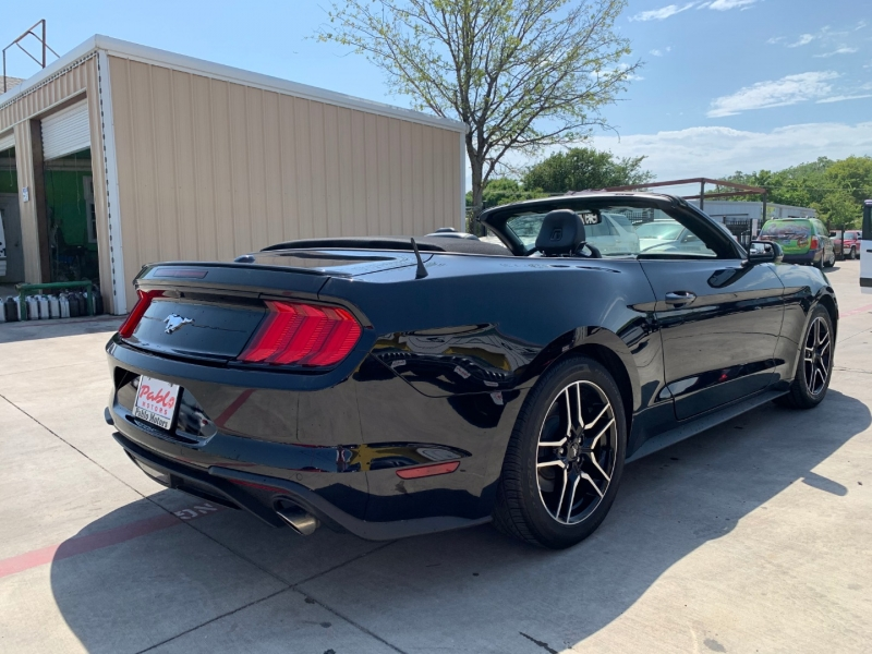 Ford Mustang 2019 price $29,900