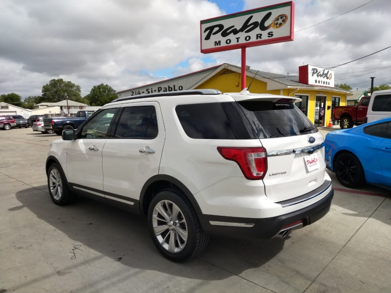Ford Explorer 2019 price $36,900