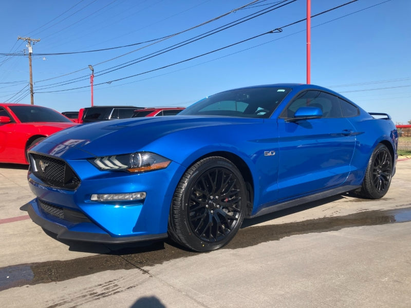 Ford Mustang 2019 price $40,900
