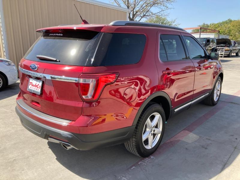 Ford Explorer 2018 price $30,900