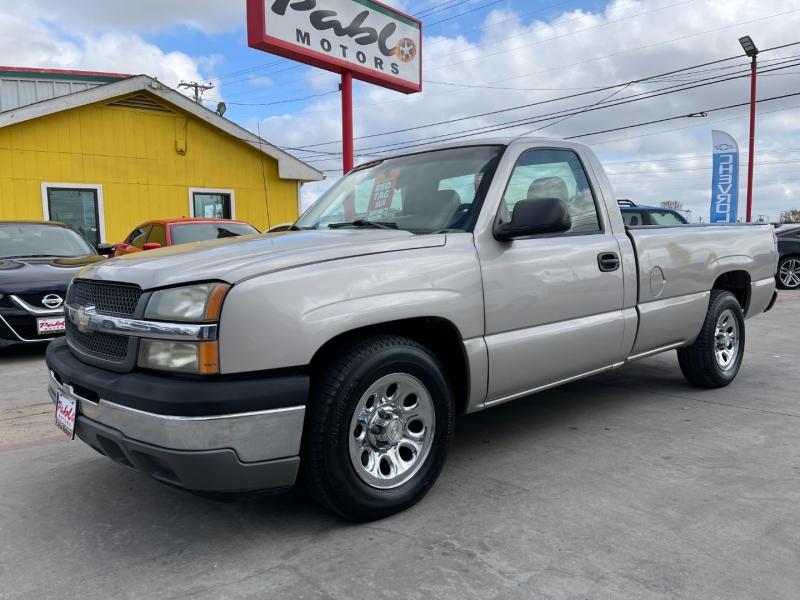 Chevrolet Silverado 1500 2005 price $8,900