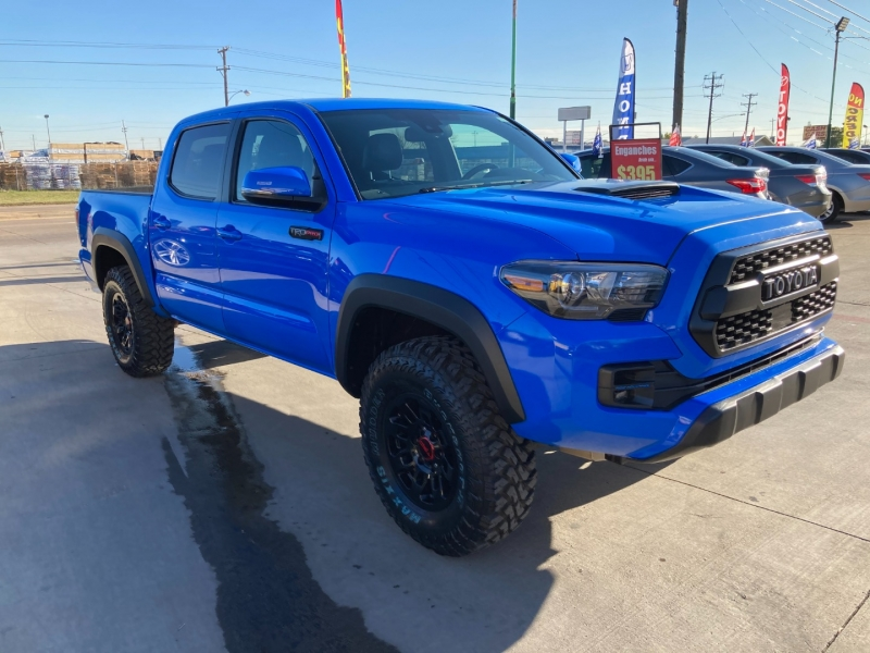 Toyota Tacoma 2019 price $50,900