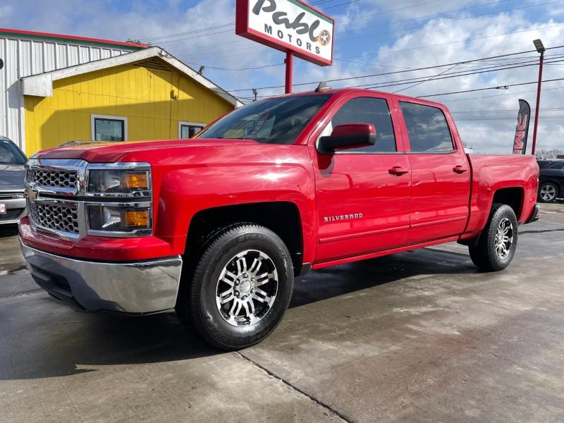Chevrolet Silverado 1500 2015 price $23,900