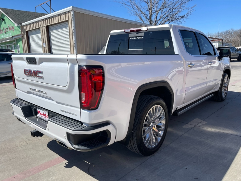 GMC Sierra 1500 2019 price $55,900