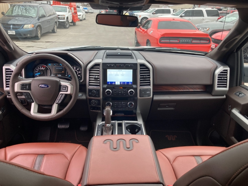 Ford F-150 2020 price $62,900