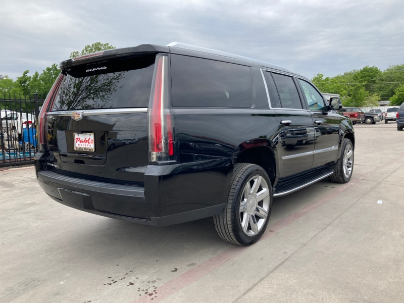 Cadillac Escalade ESV 2019 price $57,900