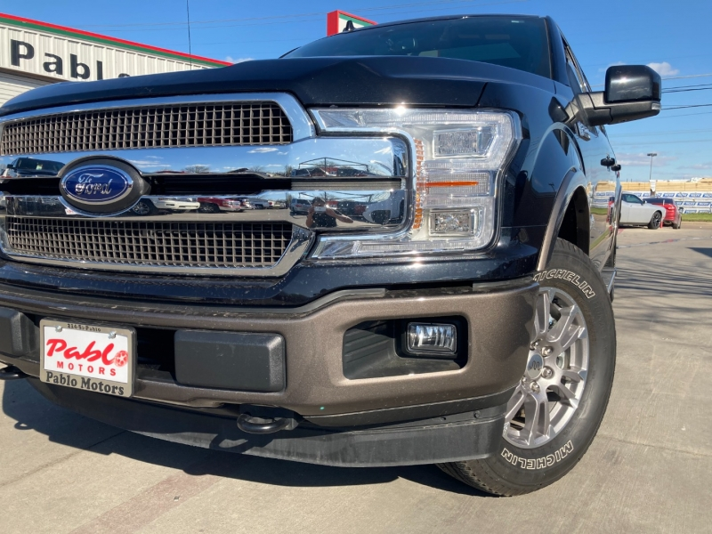 Ford F-150 2020 price $61,900
