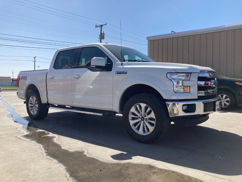 Ford F-150 2016 price $29,900