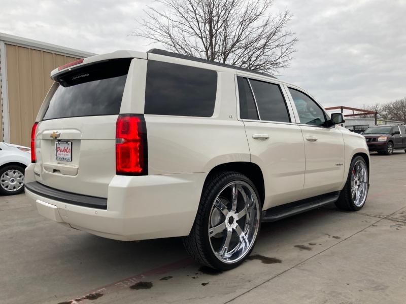 Chevrolet Tahoe 2015 price $31,900