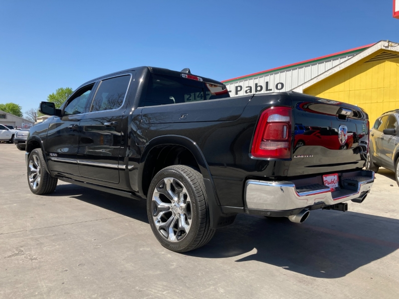 RAM 1500 2019 price $62,900