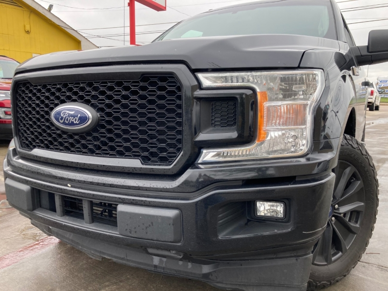 Ford F-150 2018 price $30,900