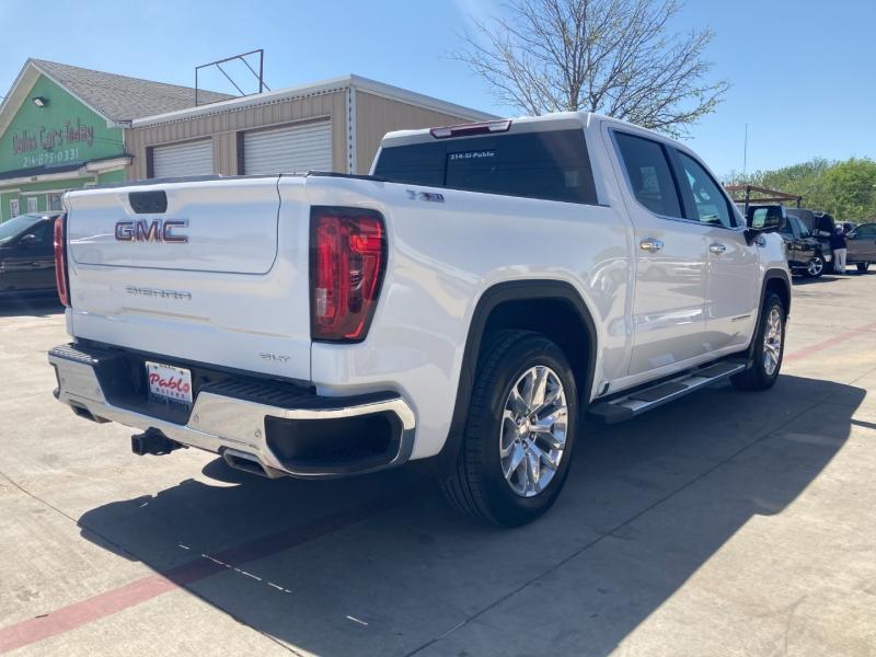 GMC Sierra 1500 2019 price $55,900