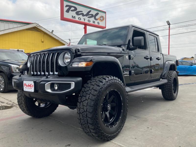 Jeep Gladiator 2020 price $56,900