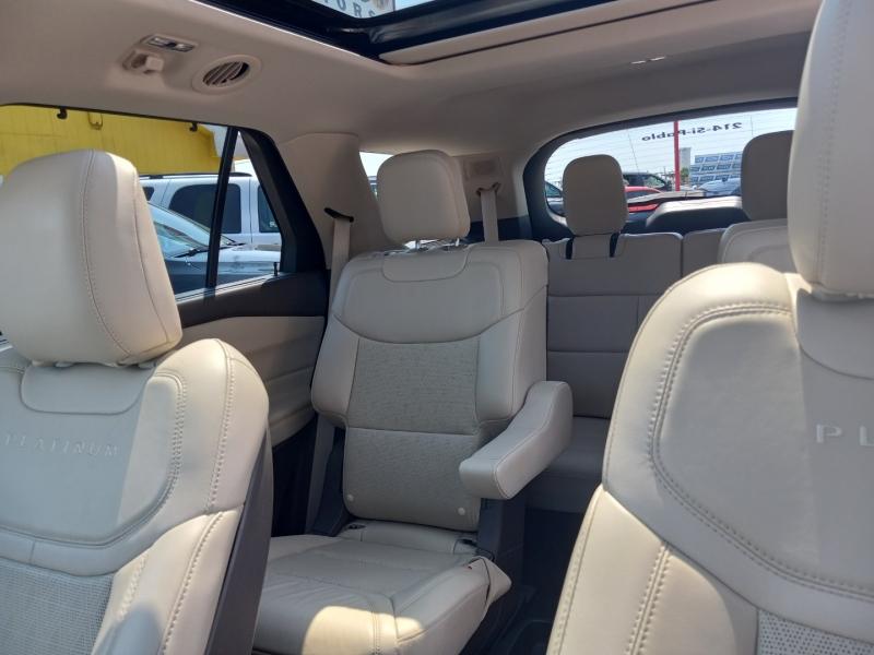 Ford Explorer 2020 price $53,900