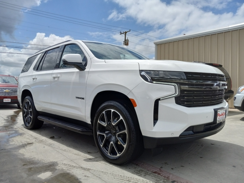 Chevrolet Tahoe 2021 price $78,900