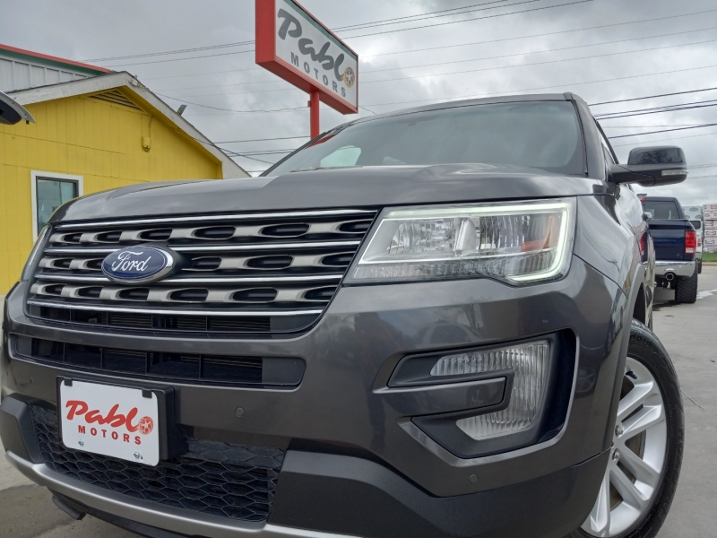 Ford Explorer 2017 price $25,900