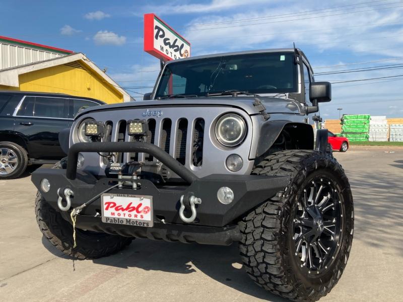 Jeep Wrangler Unlimited 2014 price $27900