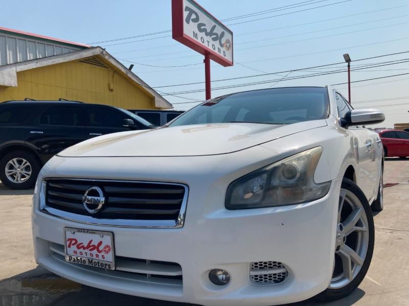 Nissan Maxima 2012 price $12900