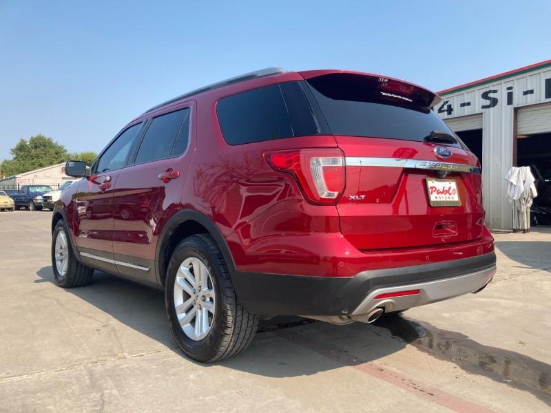 Ford Explorer 2017 price $24,900