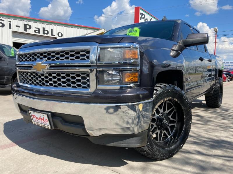 Chevrolet Silverado 1500 2015 price $24900