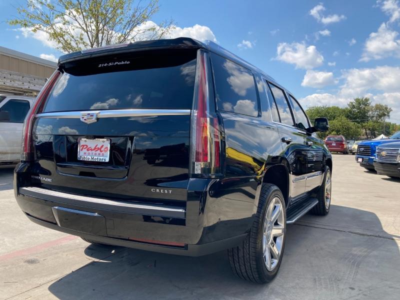 Cadillac Escalade 2019 price $62,900